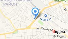 TREND на карте