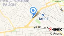 XXX-Love на карте
