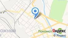 Автоцентр Тольятти на карте