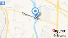 GAMBIT на карте