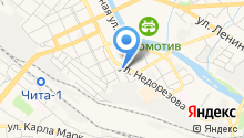 EvroMotors на карте