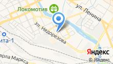 Автокомплекс плюс на карте