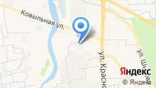 Автотехцентр грузового сервиса на карте