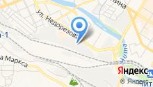 Вектор Сити на карте