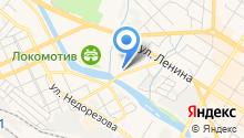 Автоstock на карте
