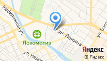 Читинский районный суд на карте