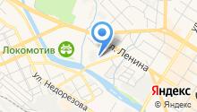 АВТОЛОМБАРД МЕГАНОВ на карте