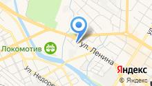 Администрация муниципального района на карте