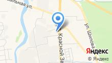 PROFI на карте