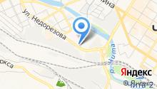 АЗС БРК на карте
