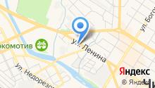 Автомагазин авточехлов и автоаксессуаров на карте