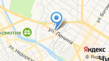АвтоСтатус на карте