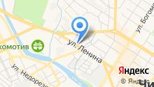 Авто-Граф на карте
