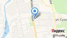 Full-time service на карте