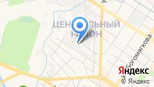 Авиалесоохрана, ФБУ на карте