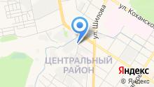 RTD на карте