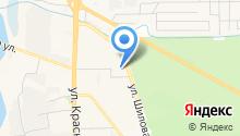 АВТОПАРК НОРД на карте