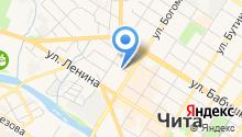 главное управление мчс россии по забайкальскому краю телефон доверия на карте