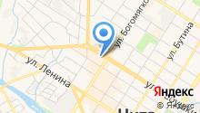 StarBet на карте