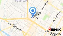 Адвокатский кабинет Кулакова А.С. на карте