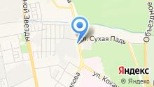 Магазин автозапчастей ГАЗ, УАЗ на карте