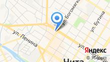 Zab-Net на карте