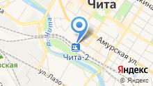 JETAUTO на карте