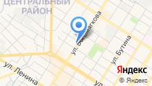 Адель на карте