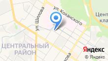 Адвокатский кабинет Хохряковой Е.В. на карте