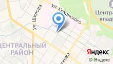 RuTrans на карте