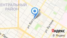 5 улиц на карте