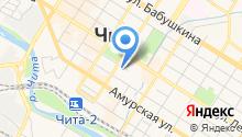 SUSHI-CITY на карте