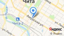 EGOZA на карте