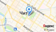 City optica на карте