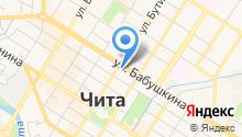 АБВ на карте