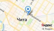 АвиаLine на карте