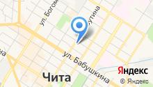 NewLife на карте