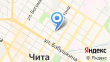 iСервис на карте