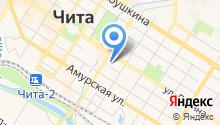 Автошкола Политехнического колледжа на карте