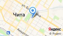 Автоуют на карте