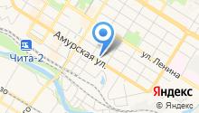 Offset на карте