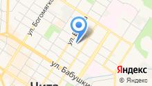 UPS на карте