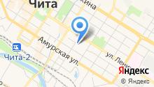 Constanta на карте