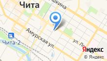DEN на карте