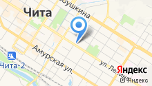 Адвокатский кабинет Останний О.В. на карте