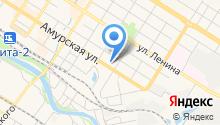 #CyberHospital на карте