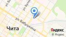 321 Окружной военный клинический госпиталь на карте