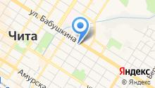 Sонэт на карте