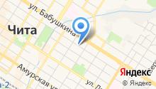 L`oreal на карте