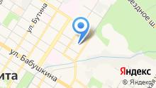 Автошкола Автодрайв на карте